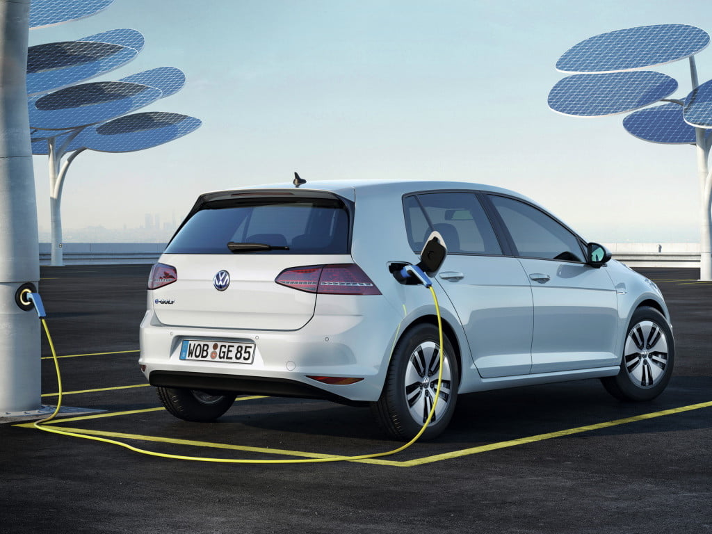 volkswagen ev news rumors specs report e golf