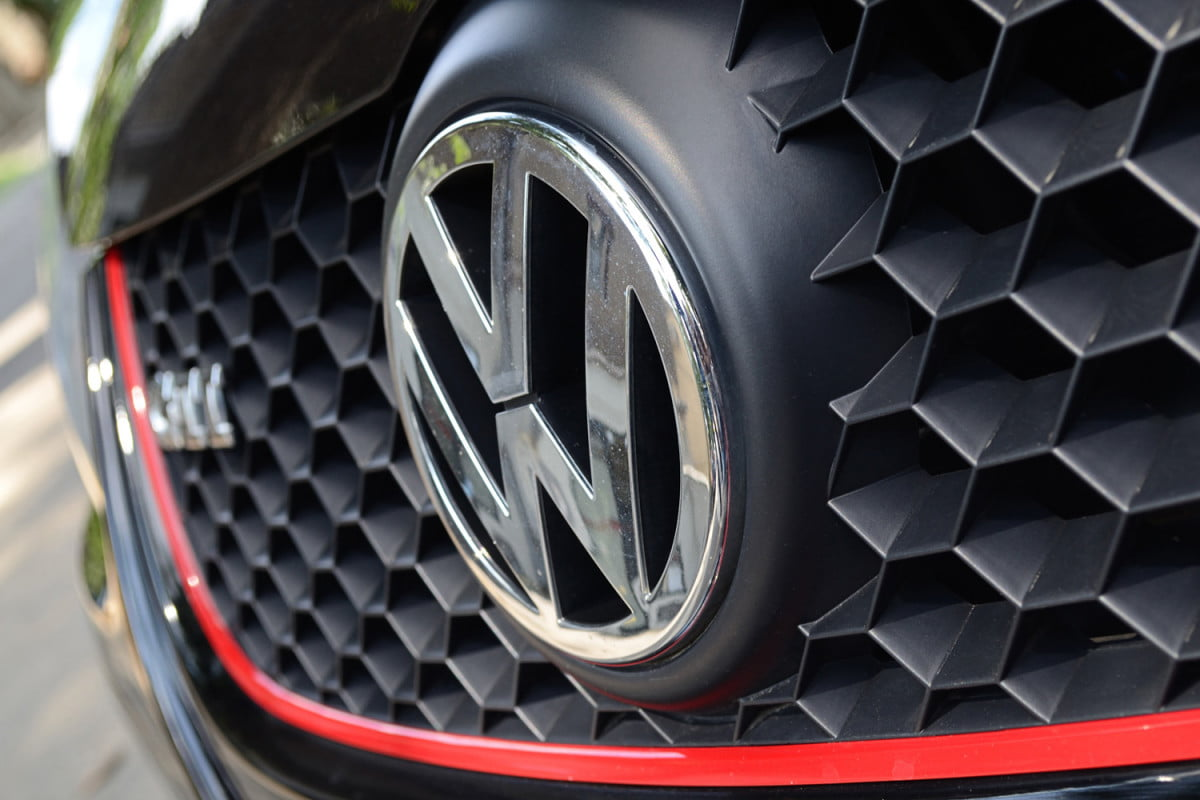 dieselgate related fines to affect vw employment volkswagen logo vehicle