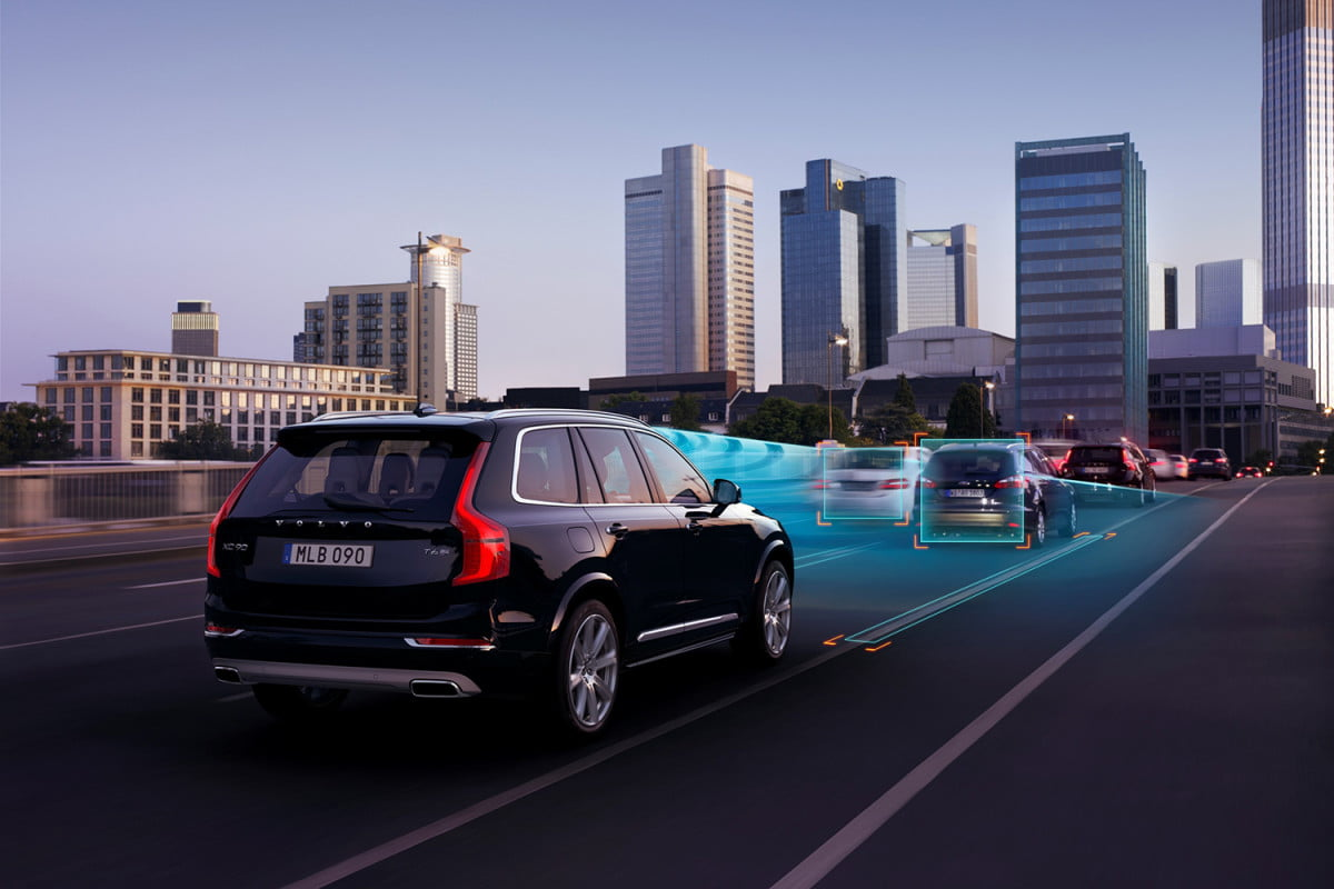 your next car will save you from crashing volvo automatic braking
