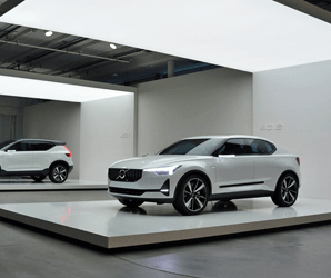 That's a Volvo? How the 40 Series concept bucks Sweden's staid reputation