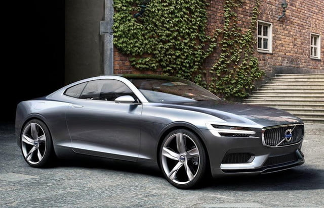 could volvo be steering itself into deeper trouble with plans for more expensive models concept coupe