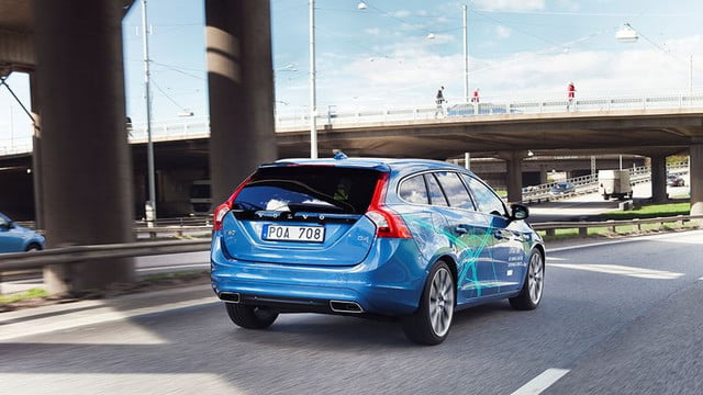 volvo driverless car decision making