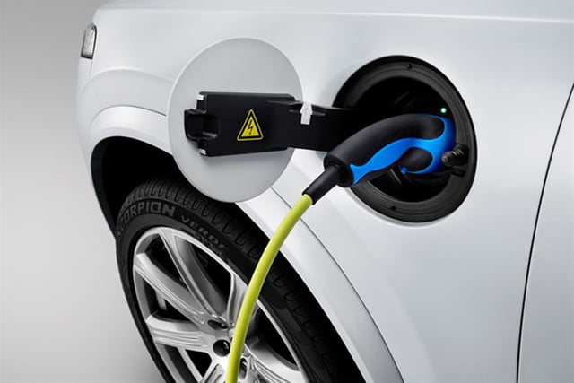 norway ban gas car sales  volvo electric x