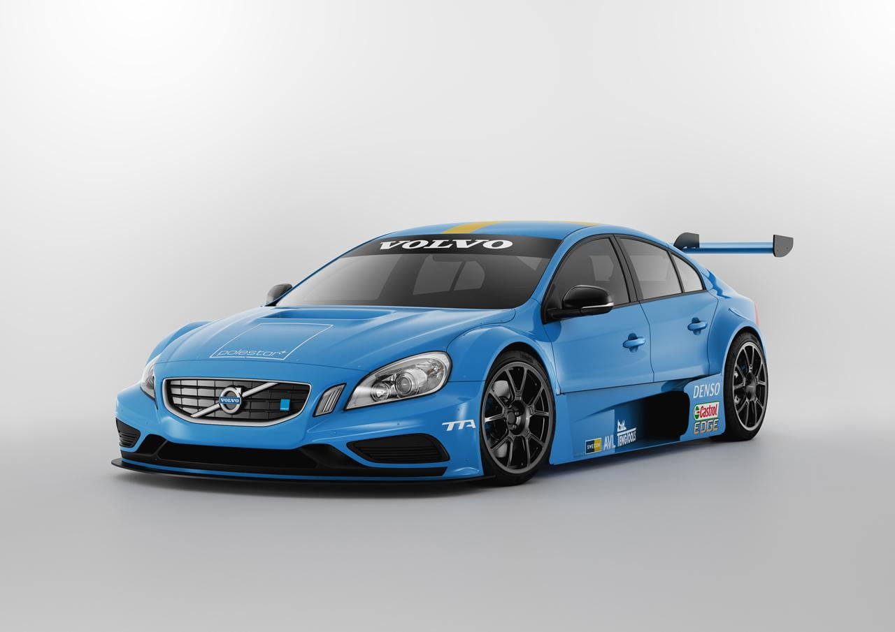 Volvo could be the next automaker to join Australia's V8 ...
