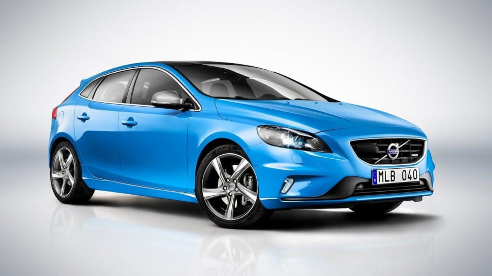 volvos full  series lineup will be made available in the u s soon volvo v r design