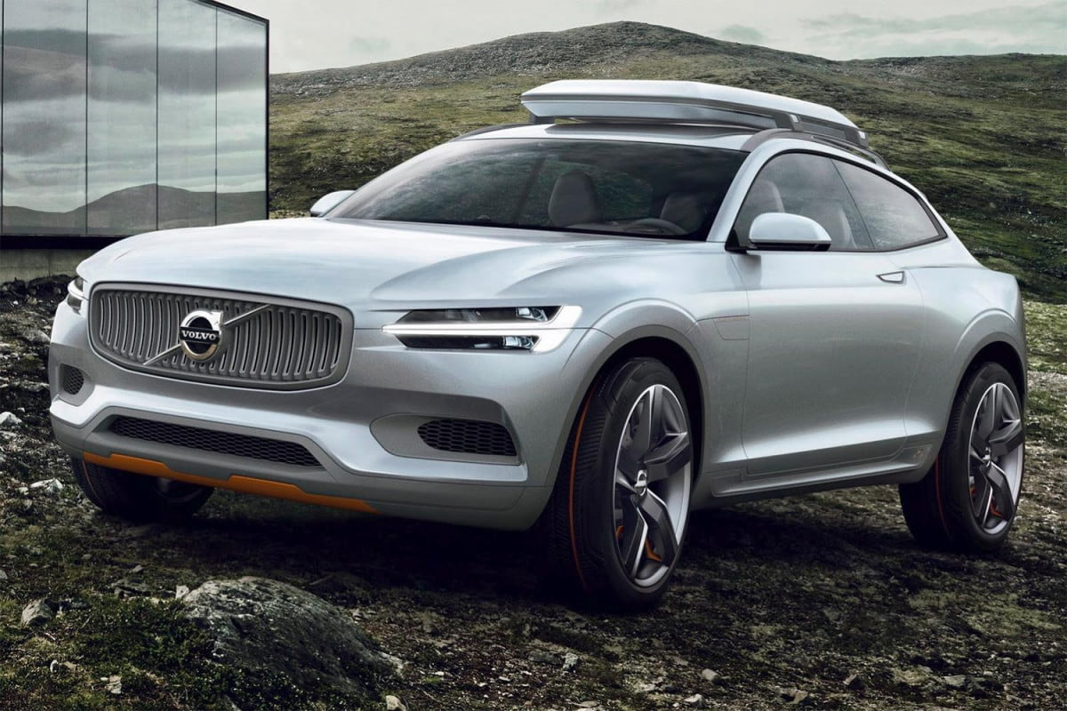 detroit auto show preview volvo xc coupe concept