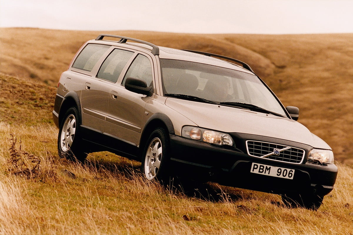 volvo v  cross country confirmed xc