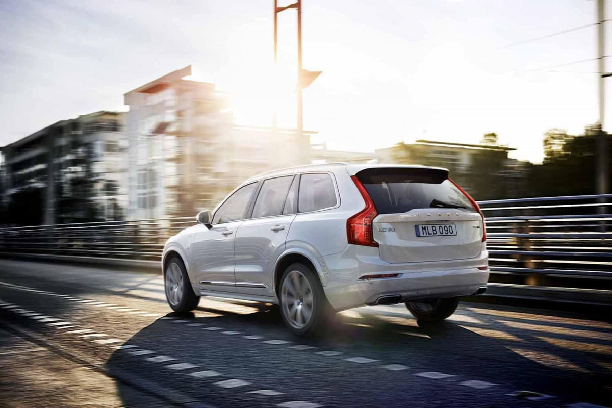 volvo fuel delivery service rumored xc  new