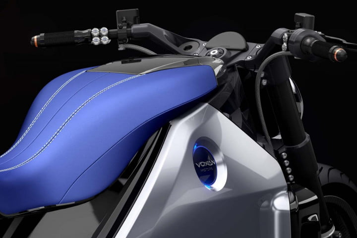 voxan claims electric wattman motorcycle powerful got  pound handicap tank macro