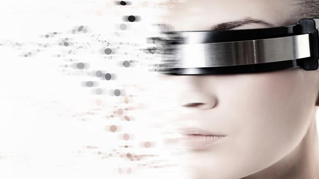 virtual reality glasses augmented reality physical web