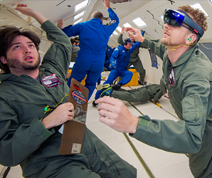 NASA astronauts have already been to Mars - in VR