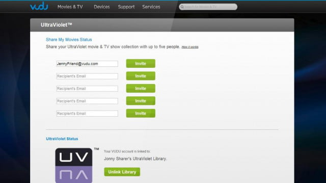 vudus share my movies lets you safely your blu ray collection vudu