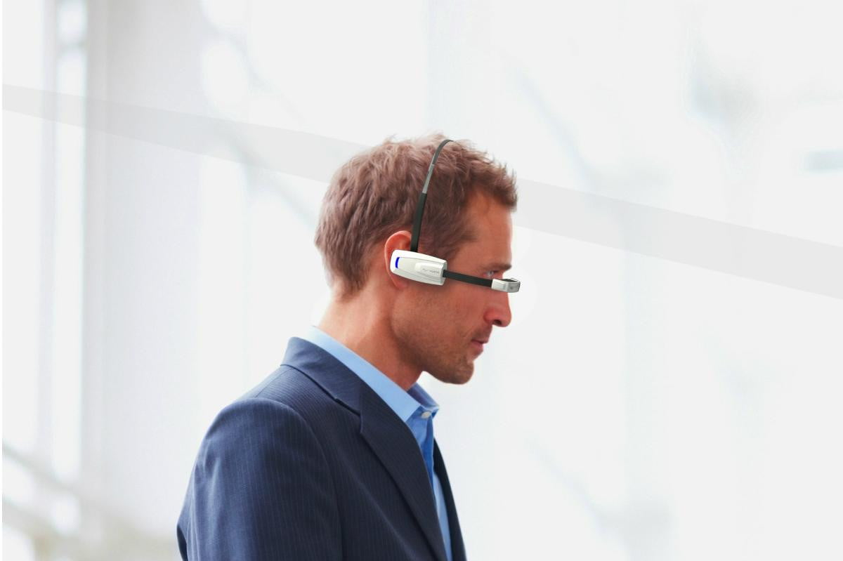 intel invests  million vuzix help solidify position smart wearable devices m