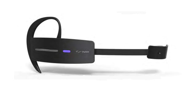 Vuzix M110 Smart Glasses
