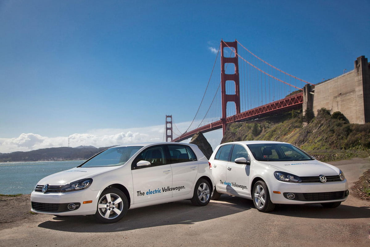vw group claims it will be world leader in evs and hybrids egolf sf
