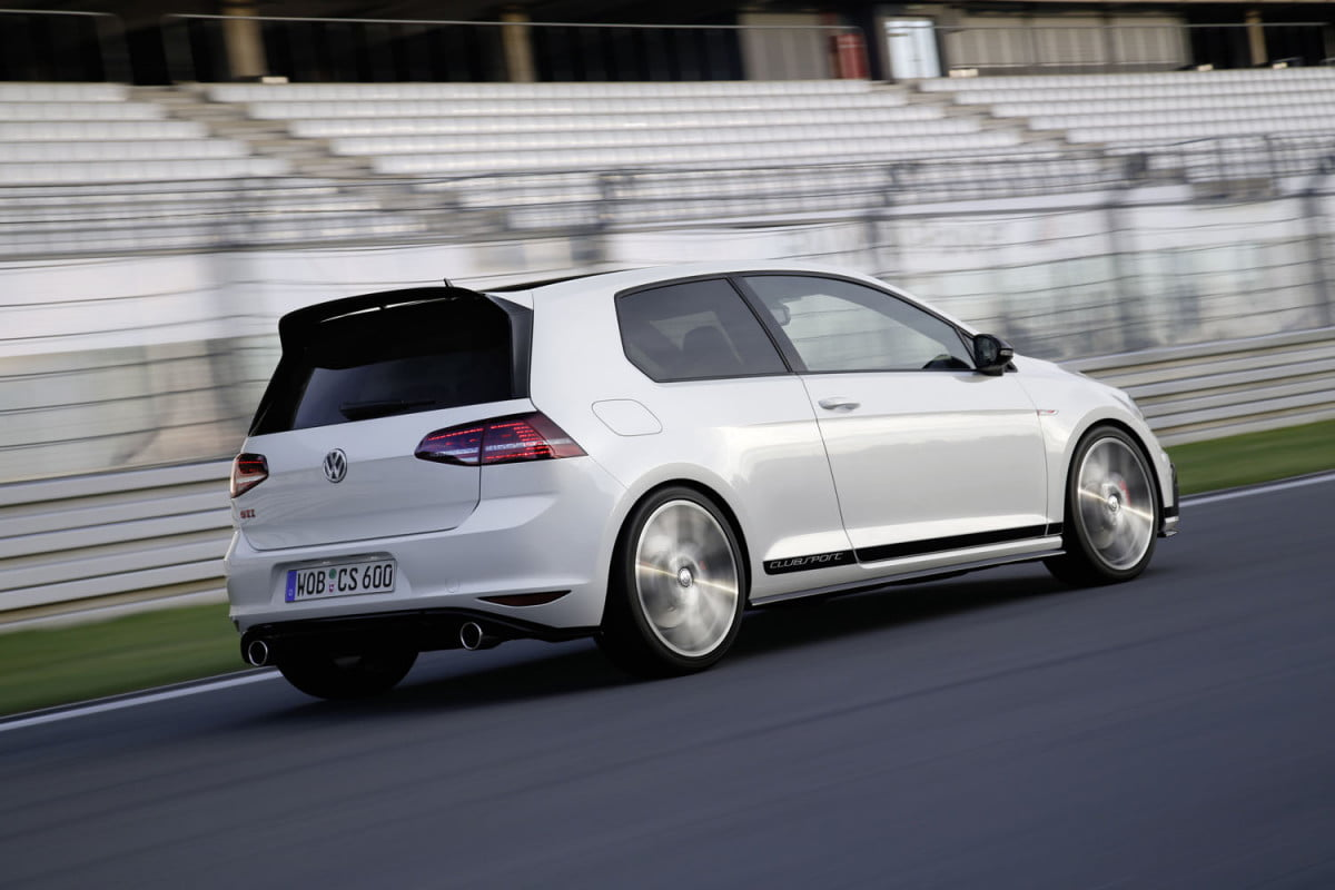 volkswagen golf rumors specs performance news vw gti clubsport