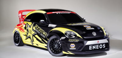 VW GRC Beetle front right