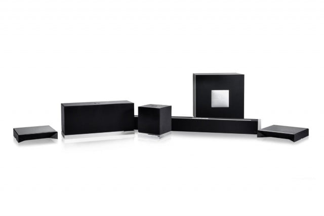 definitive technology unveils multi room speakers w family def tech