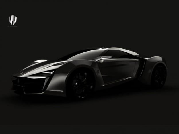 W Motors pledges to build Middle East's first homegrown hypercar