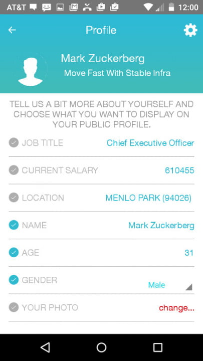 want to compare your salary those around you now can with wagespot profile