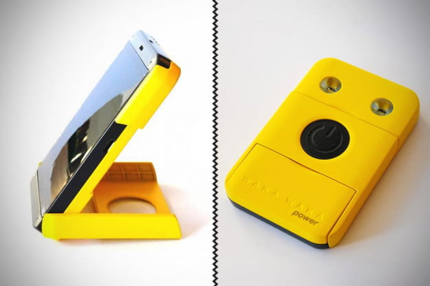 waka waka power solar charger