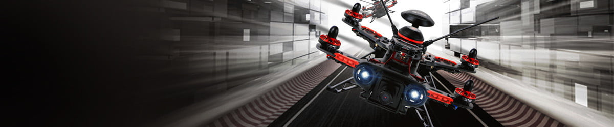 Take to the skies with a DIY racing drone in an aerial Grand Prix