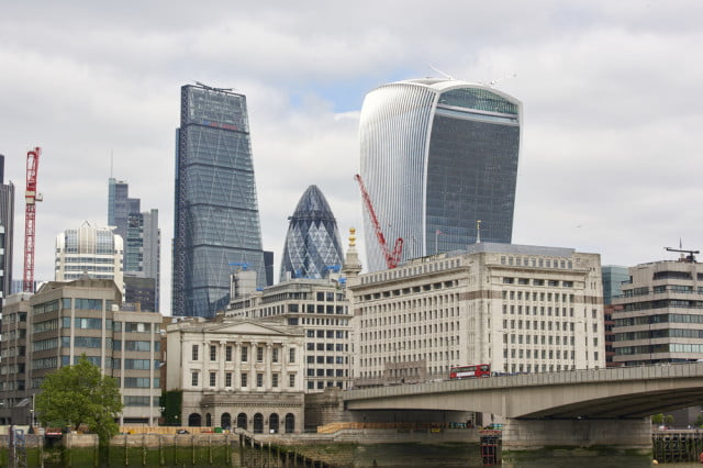 londons walkie talkie wins prize for uks worst new building  london