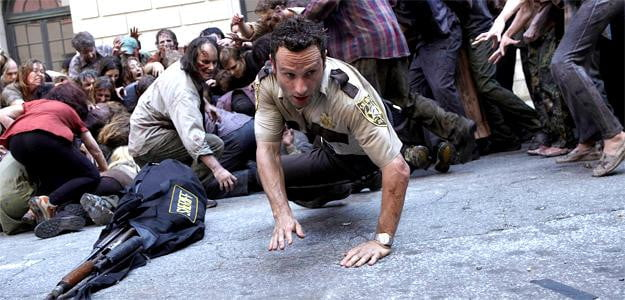 walking dead cops first person shooter game