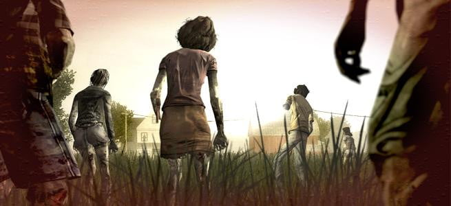 The Walking Dead The Game Episode 1 giveaway