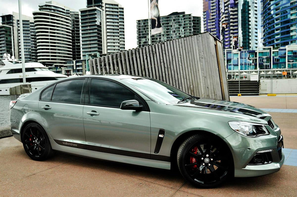 australia introduces the autobahn and perfect car for it walkinshaw commodore