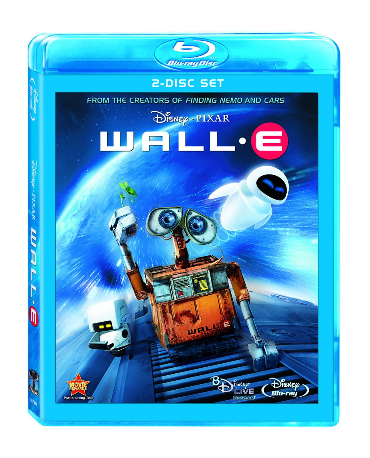 Wall E Blu Ray 3d - Viewing Gallery: galleryhip.com/wall-e-blu-ray-3d.html