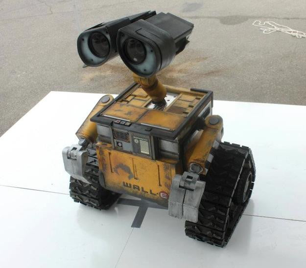 Wall-E Mike Senna