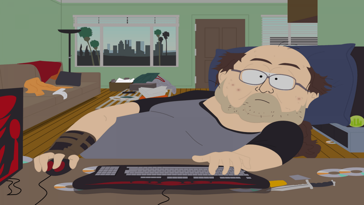 worlds first player unlocks world warcraft achievements wallpaper of south park