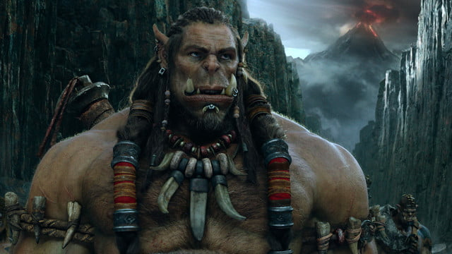 weekend box office conjuring  warcraft