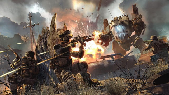 warface heads to beta again