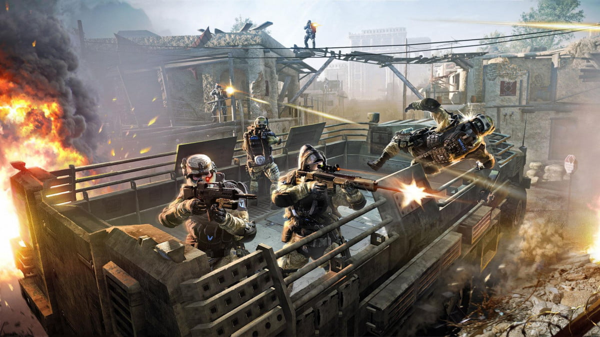 warface brings its silly name and f p shootfest to north america