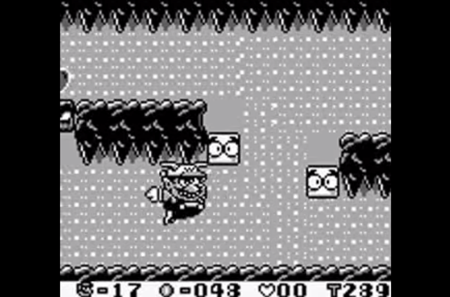Wario Land Screen 2