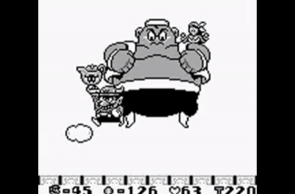 Wario Land Screen 3