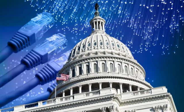 republican bill to prevent the fcc from reclassifying isps as utility washington internet freedom