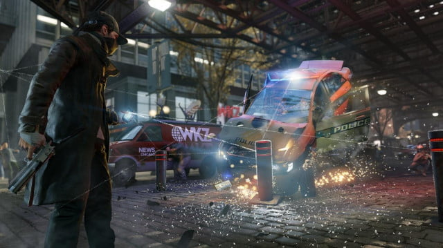 'Watch Dogs' (Ubisoft Montreal; Ubisoft) -  One of Ubisoft's most anticipated games of the year, PS4 users will have a few days of exclusivity before it's released for PC, PS3, Wii U, and Xbox 360 on November 19, then as an Xbox One launch title.
