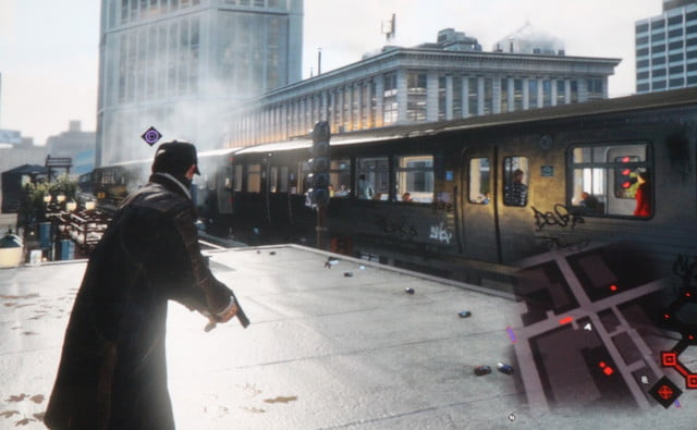 watch dogs reveals youll need packing run game ultra pc