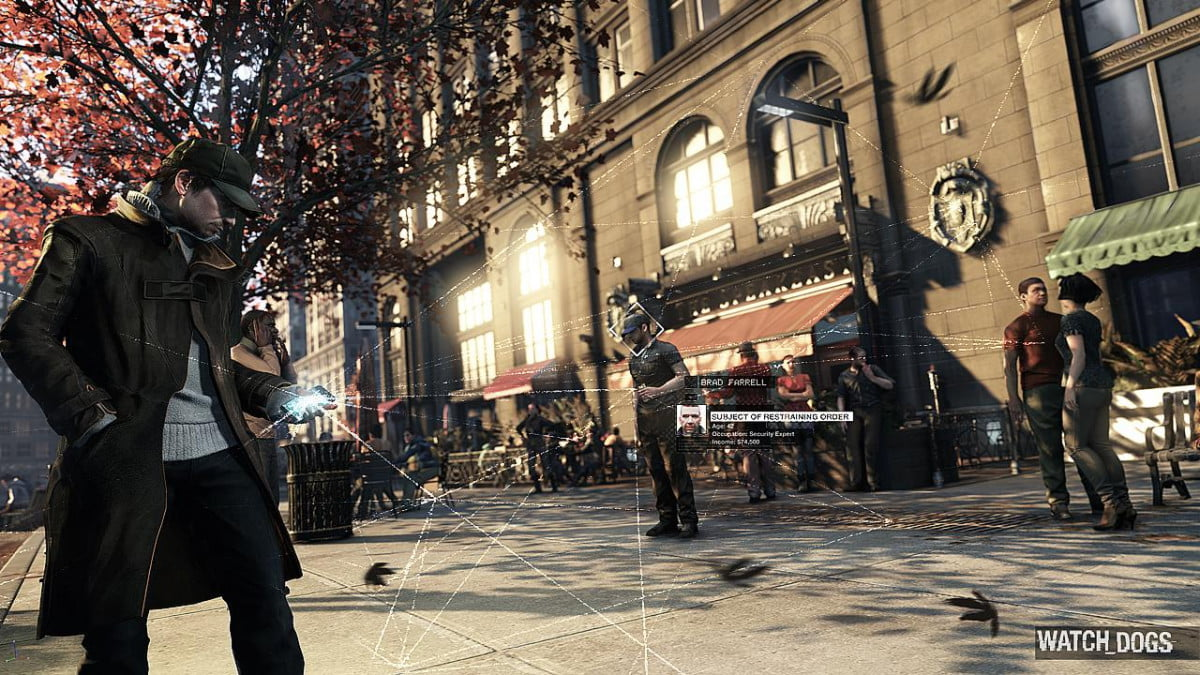 watch dogs ebook follows new character events game