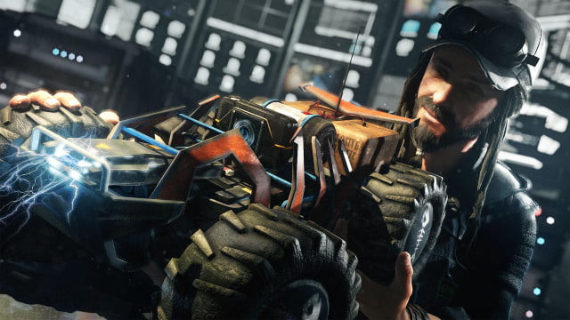 watch dogs adds story tech toys multiplayer september  bad blood dlc