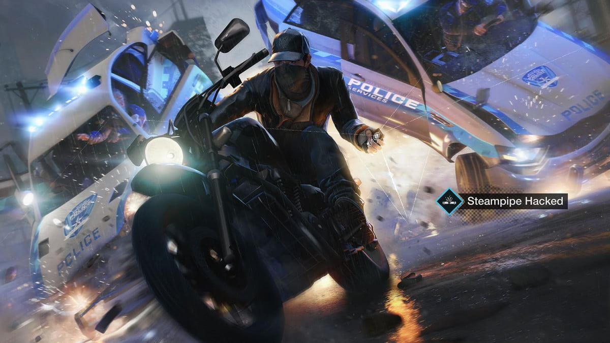 watch dogs getting started guide