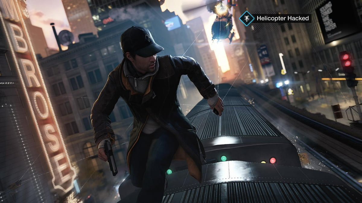 watch dogs  announced
