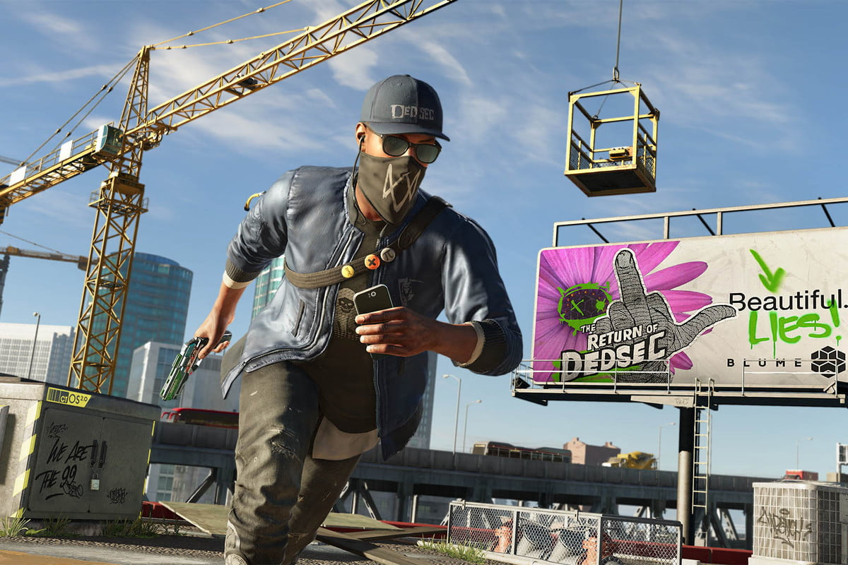 tobii ubisoft watch dogs two steep eye tracking watchdogs marcus