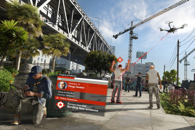 watch dogs  delayed on pc as devs tighten up graphics watchdogs pcdelay