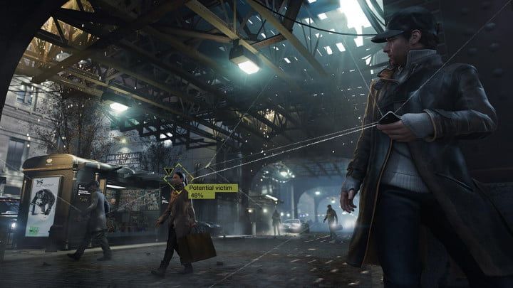 sibling rivalry with big brother in ubisoft montreals watch dogs watchdogs potential victim