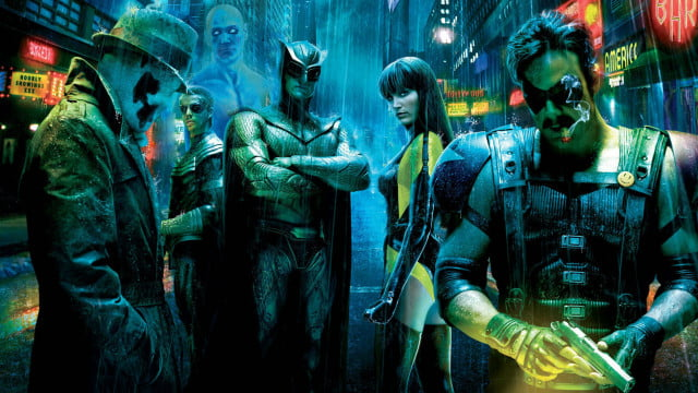 watchmen may be adapted as tv series