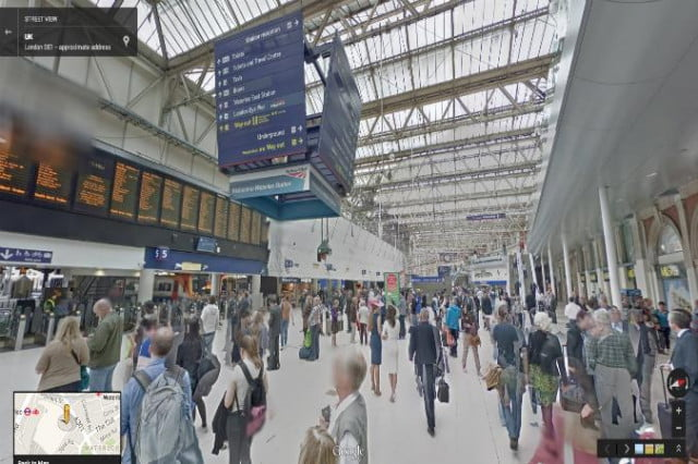 google adds airports street view waterloo